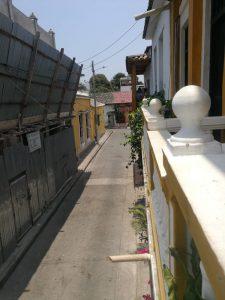 Pogled s našeg balkona